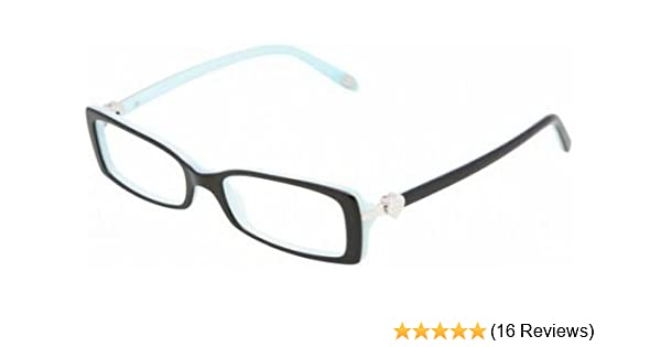Amazon.com: NEW Tiffany Eyeglasses TIF 2035 Blue 8055 TIF2035 52mm ...