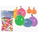 : Toysmith Water Balloons With Two Filler Nozzles 250 Ct.