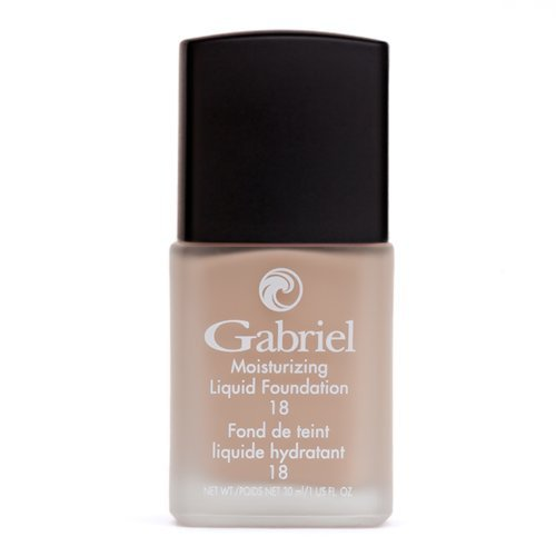 (GABRIEL COSMETICS Cream Beige Foundation, 1 Ounce)