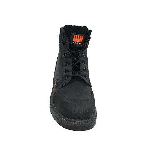 Chaussures Liverpool Haut Sécurité S3 2 De Src Ergos Noir Travail 4jLAR5