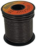 HARDWARE 12084 Black General Purpose Wire for Electrical Use