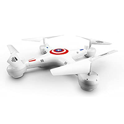 DTS-ES 2.4G Remote Control 6 axis Gyroscope Maintain Stability Headless Mode A Key to Return Four axis Aviation Aircraft: Toys & Games