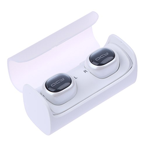 Alloet QCY Q29 Wireless Earbuds Mini Earphones with Portable