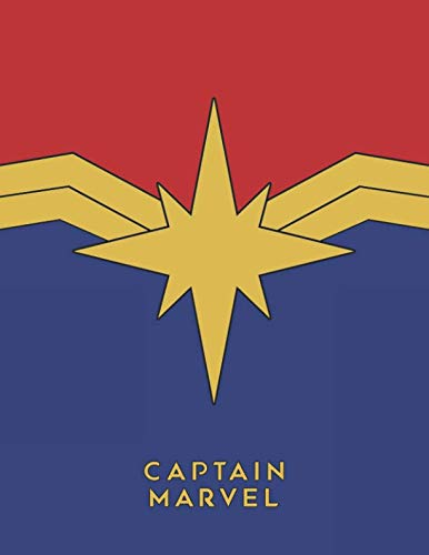 Captain Marvel: Vintage Logo - 110 page 8.5