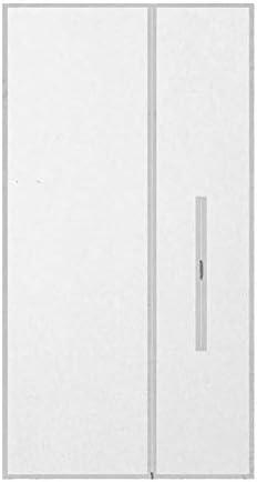 Kioski draagbare mobiele airconditioner die zachte doek afdicht Schuifdeur afdichtingsdoek gemaakt van duurzaam 210t Oxforddoek duurzaam niet nodig om te boren 210 90cm