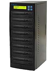 PlexCopier 24X SATA 1 to 7 CD DVD duplicator Plextor Burner Writer Copier Tower (7 Target)