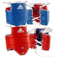 Adidas Reversible Chest Protector-XXlarge ()