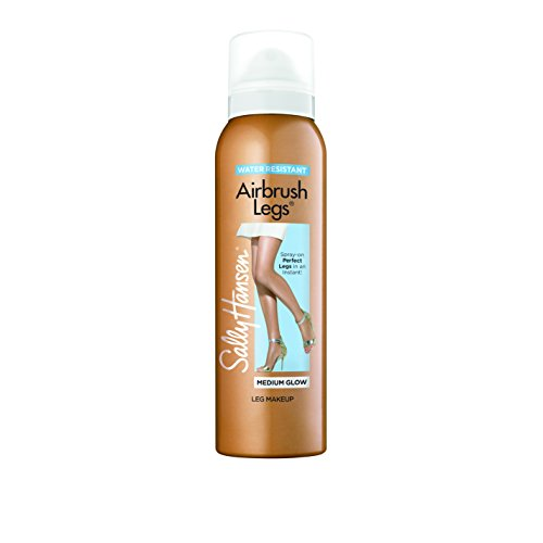 - Sally Hansen Air Brush Legs Medium Glow, 4.4 Oz, Pack Of 1