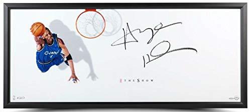 PENNY HARDAWAY Autographed Orlando Magic