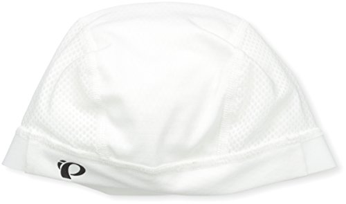 Pearl Izumi - Ride In-R-Cool Skull Cap, White, One Size (Skull Bicycle Cap)
