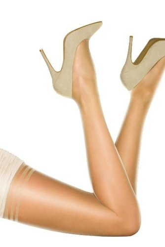 Pretty Polly Nylons Gloss Secret Slimmer Pantyhose, S/M, Nude (Pretty Polly Sheer)