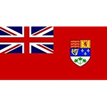 Canada - Canadian Red Ensign 1921 to 1957 World War II Flag 150cm x 90cm