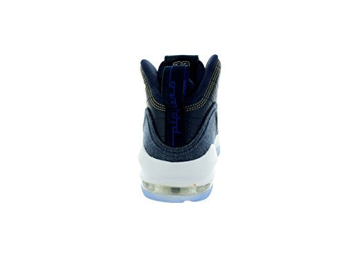 Nike Mens Pippen 6 Scarpe Da Pallacanestro Blu Notte / Bianco
