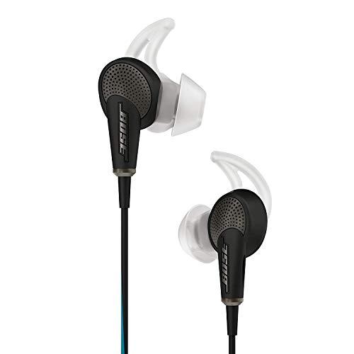 Bose Quietcomfort 20 Acoustic Noise Cancelling Hoofdtelefoon Voor Samsung En Android-Apparaat Zwart