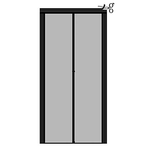Adjustable Magnetic Screen Door Fit Doors Size Width 29