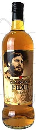 RON DORADO COMANDANTE FIDEL: Amazon.es: Alimentación y bebidas