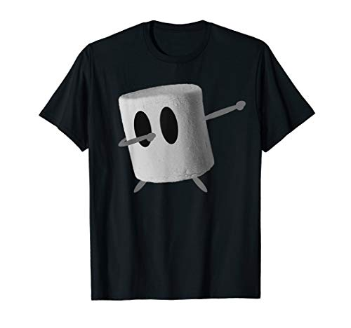 Cute Dabbing Marshmallow T-Shirt ()