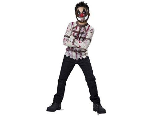 Sideshow Psycho Loco Boys Halloween Costume M (8-10) (Walmart Boys Costumes)