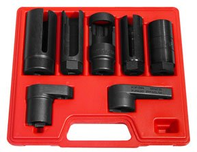 Astro Pneumatic 7 Piece Sensor and Sending Unit Socket Set (AST7801) Category: Cylinder and Piston Tools