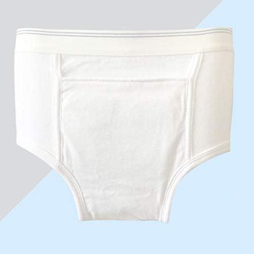 男性用尿漏れパンツ 失禁パンツ 介護・排泄ケア用 失禁・尿漏れ対応 吸収性 洗える 全5サイズ - S