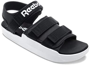 (リーボック) Reebok Vector Sandal EF8029 ブラック サンダル [並行輸入品]