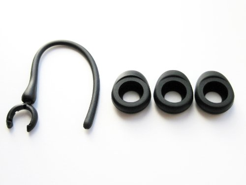 Black Small Elipse Earbuds Jawbone