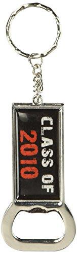 - Graphics and More Ring Bottlecap Opener Key Chain, Class of 2010 (KK0227)