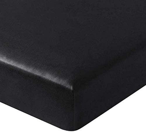 Slipcovers Size 3 Seater Waterproof Faux Leather Sofa Seat Cushion Cover Stretch Chair Couch Black Color #RMF01YN