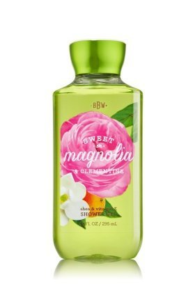 Bath & Body Works Sweet Magnolia & Clementine Shower Gel, 10 Ounce