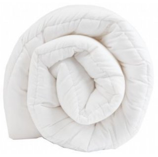 Polycotton Polyester Hollowfibre Duvet/ Quilt, 4.5 Tog, King, Non Allergenic, UK Made by Sleep&Smile