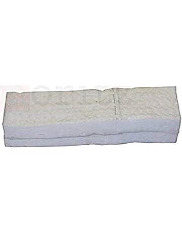 Moritz - Esponja cerámica (lana, 30 x 10 x 1,3 cm para