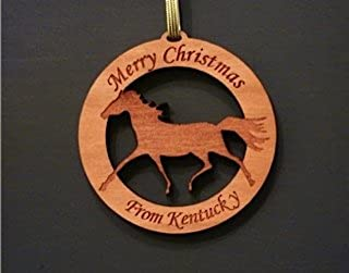 product image for Thoroughbred Ornament - From Kentucky