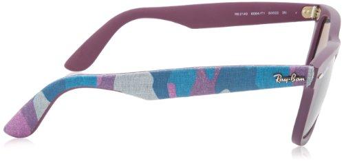 f7fcb23f26f Ray-Ban Urban Camouflage Wayfarer Sunglasses in Matte Violet - Buy ...