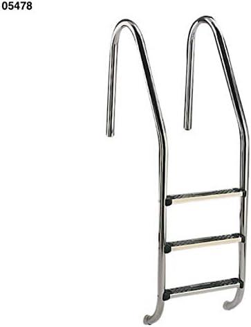 LordsWorld - Astralpool - 05478 Escala con 4 Pasos para la natación Modelos estándar de la Piscina - Escaleras y escaleras para Acceder fácilmente a Piscinas - 05478 Global: Amazon.es: Jardín