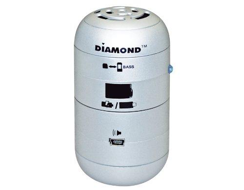 Diamond Multimedia Portable Bluetooth Smartphone