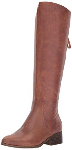 Lucky Women's LK-Lanesha Equestrian Boot, Tobacco