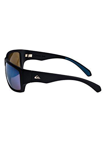 Blue Black Matte Hombre de sol Landscape EQYEY03039 Flash para Gafas Quiksilver 8qBvw