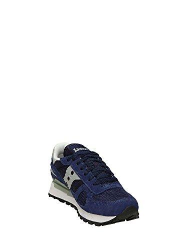 Original bassa sneaker adulto unisex Blu scamosciata pelle Shadow Saucony vZwpn6p