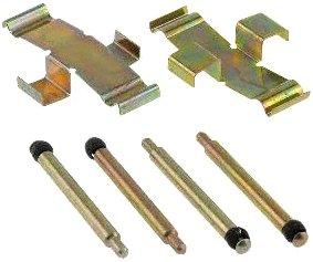 Carlson Quality Brake Parts 13021 Disc Brake Hardware Kit