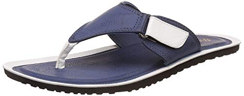 BATA Men's Synthetic House Slippers and Flip-Flops