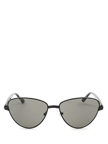 Luxury Fashion   Balenciaga Womens BB0011S001 Black Sunglasses   Fall Winter 19
