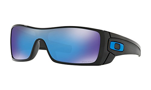 Oakley Batwolf Sunglasses Polished Black with Prizm for sale  Delivered anywhere in USA