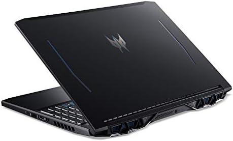 Acer Predator Helios 300 Gaming Laptop, Intel i7-10750H, NVIDIA GeForce RTX 2060 6GB, 15.6″ Full HD 144Hz 3ms IPS Display, 16GB Dual-Channel DDR4, 512GB NVMe SSD, WiFi 6, RGB Keyboard, PH315-53-72XD 31HsaMIJJEL