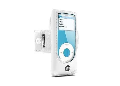 DLO Action Jacket for iPod nano 1G, 2G (White) - Dlo Action Jacket Soft Case