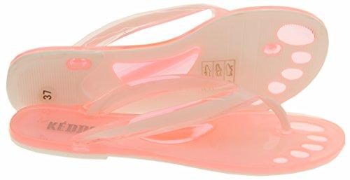 Tongs Keddo Pink Femmes Footwear Studio Bout Design q5W11xwXH