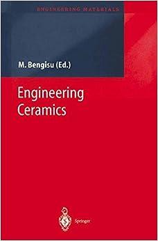 Book Engineering Ceramics (Engineering Materials)