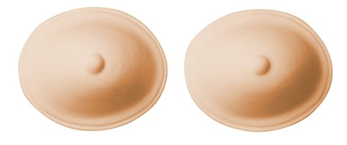 [Unisex - Adult Foam Falsies, Set Of 2, White, One Size] (Dolly Parton Wig)