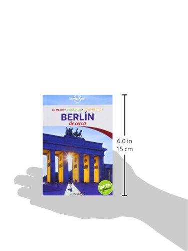 Berlín De cerca 3 Guías De cerca Lonely Planet Idioma Inglés: Amazon.es: Schulte-Peevers, Andrea, Batalla Milesi, Bettina: Libros