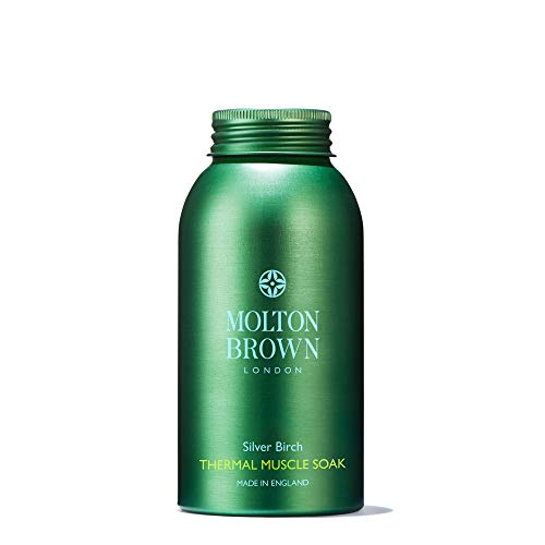 Molton Brown Bracing Silverbirch Body Thermal Muscle Soak, 300 G.