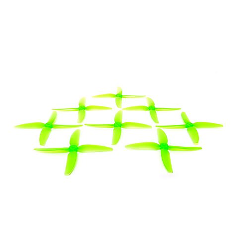 Durable 5X4X4V1S L.Green(2CW+2CCW)-Poly Carbonate